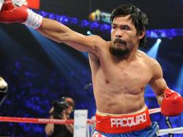 Manny Pacquiao Names Next Opponent: The IRS